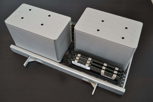 2 x 2,80 GHz 6-Core Mac Pro Upgrade - Intel Xeon X5660 für Dual CPU Boards